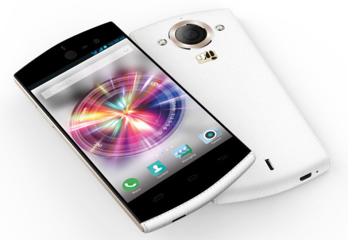 Micromax Canvas Selfie Sports A 13MP Camera On Both Its Front And Back Side