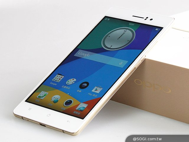 Oppo R5 Gold color_1