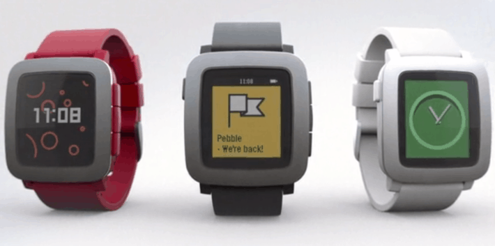 Android Headliner: Can Pebble Do it Again?