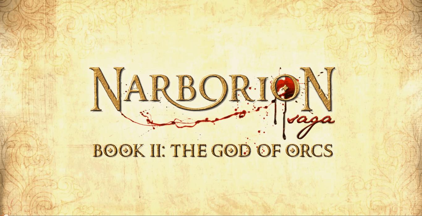 Naborion Saga Book II: The Gods of Orcs
