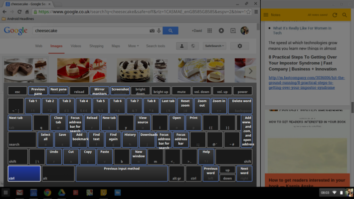 AH Tech Talk: Twelve Chromebook Keyboard Shortcuts You Should Be Using