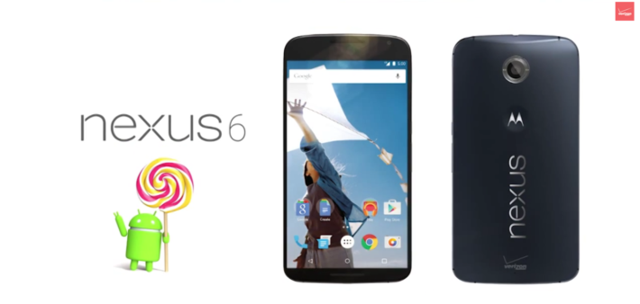 Verizon Nexus 6 was Supposed to Launch Today According to Official Video