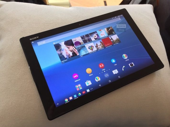 Sony May Launch A Keyboard Dock Alongside The Xperia Z4 Tablet
