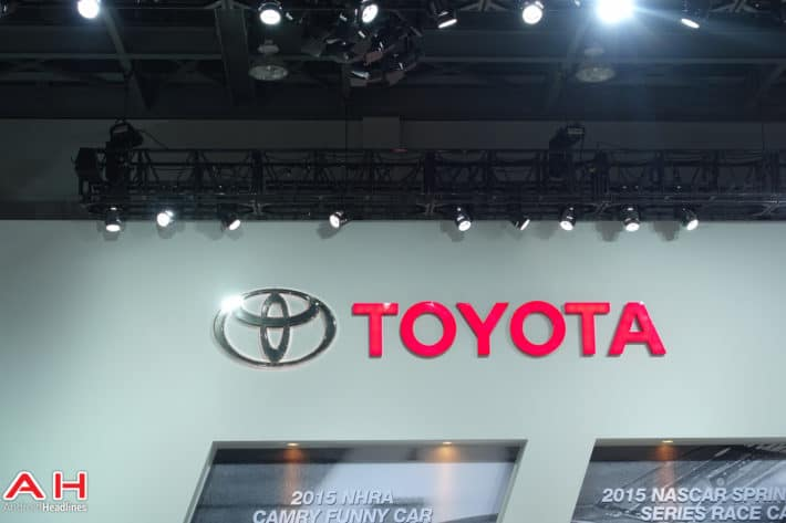 Toyota Prefers their own Infotainment System, No Plans for Android Auto