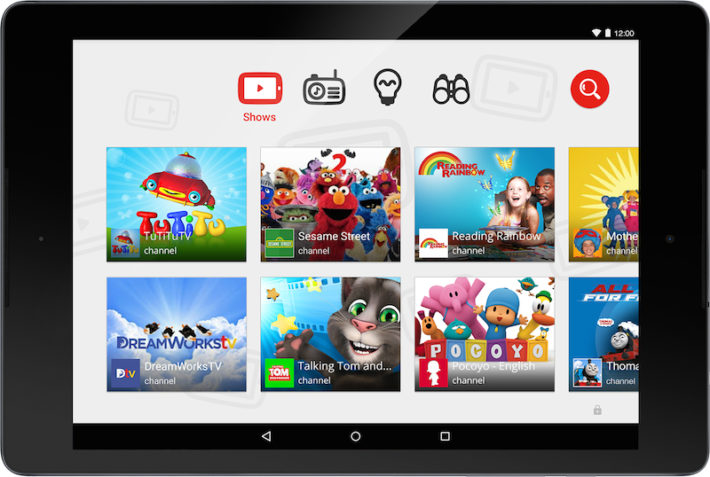 YouTube Kids Launches Officially Today!