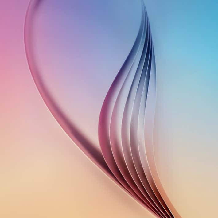 Samsung Galaxy S6 And S6 Edge Default Wallpapers Leak Before Release