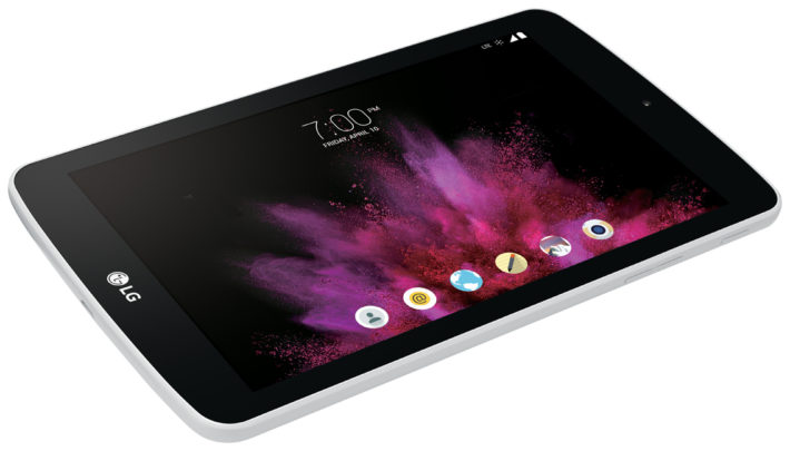 LG Announces Its First Tablet On Sprint, G Pad F 7.0, Free For Existing Customers