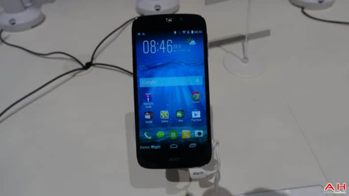 MWC 2015: Hands On With Acer Liquid Jade Z, Company's MediaTek-Powered Mid-Ranger