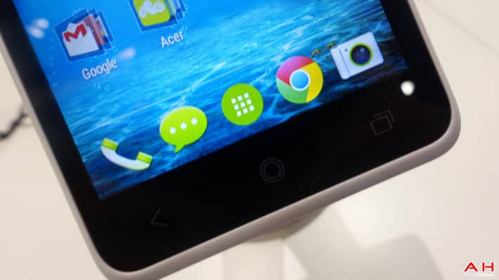 MWC 2015: Hands-On With Liquid Z520, Acer's Newest 5″ Mid-Range Device