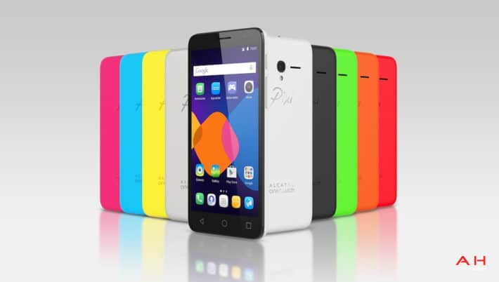 Alcatel OneTouch Announces The PIXI 3 5.5 Smartphone With A 5.5-Inch Screen