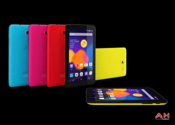 Alcatel OneTouch Announces The All New PIXI 3 7 Tablet  As The Newest Addition To The PIXI 3 Line