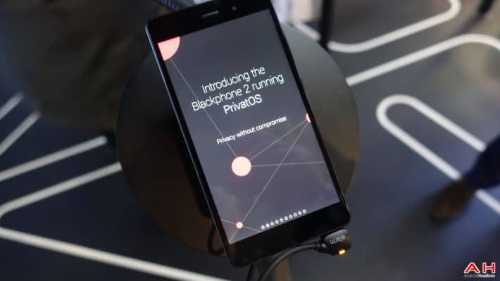 Hands-On With the Blackphone 2 at MWC '15