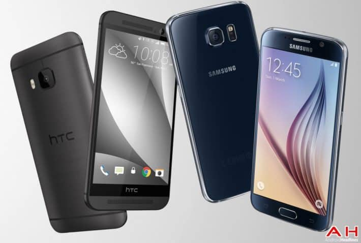 Samsung Galaxy S6 Or HTC One M9? Which One Will You Be Buying?