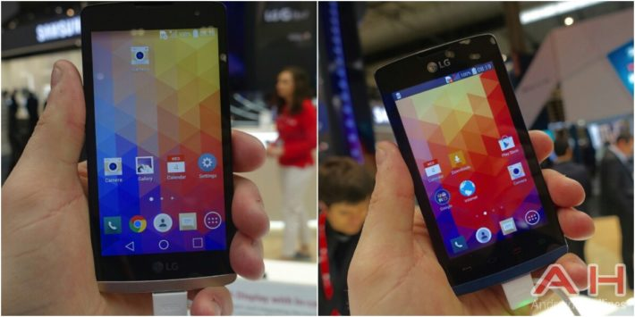 MWC 2015: Hands-On With LG Leon And Joy, Company's New Entry-Level Devices