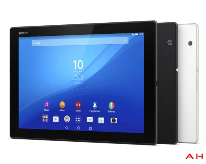 Sony Introduces Their Slimmest Ever Tablet With The Xperia Z4 Tablet Featuring A 2K Display