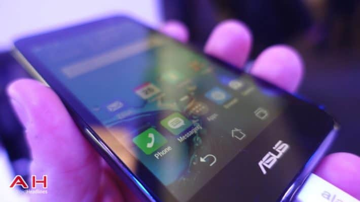 Hands On Asus PadFone X Mini for AT&T at MWC 2015