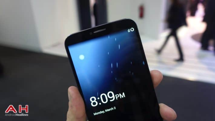 Hands On With The Alcatel OneTouch Hero 2+ At MWC 2015