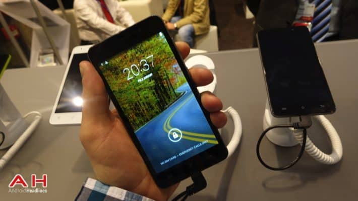 MWC 2015: Hands-On With Archos Oxygen+, Mid-Ranger With A 5″ Display And 8MP Camera