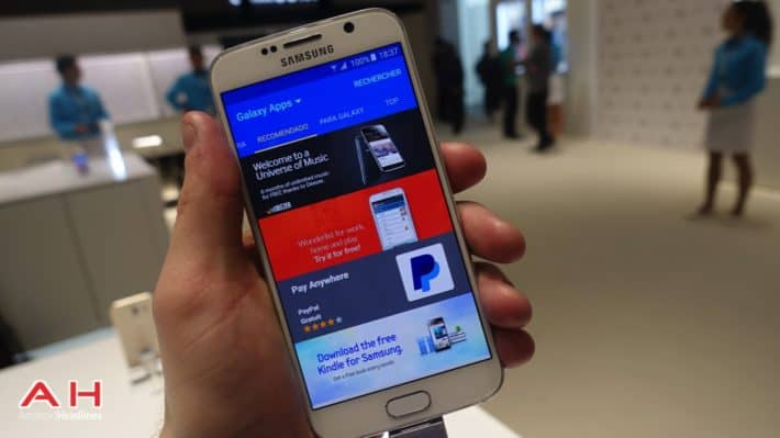 Let's Take a Closer Look at TouchWiz on the Galaxy S6 and Galaxy S6 Edge