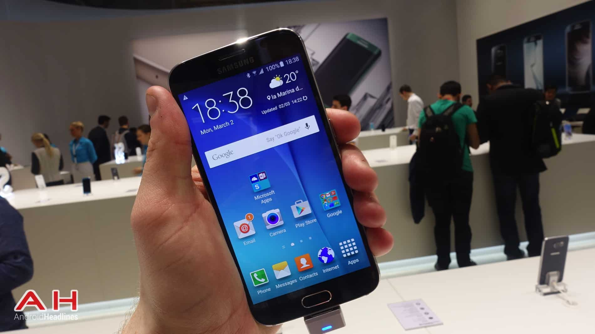 Galaxy S6 and Galaxy S6 Edge MWC AH 12
