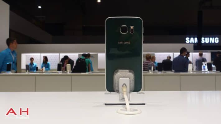 Samsung Galaxy S6 and Galaxy S6 Edge Confirmed As MirrorLink-Enabled