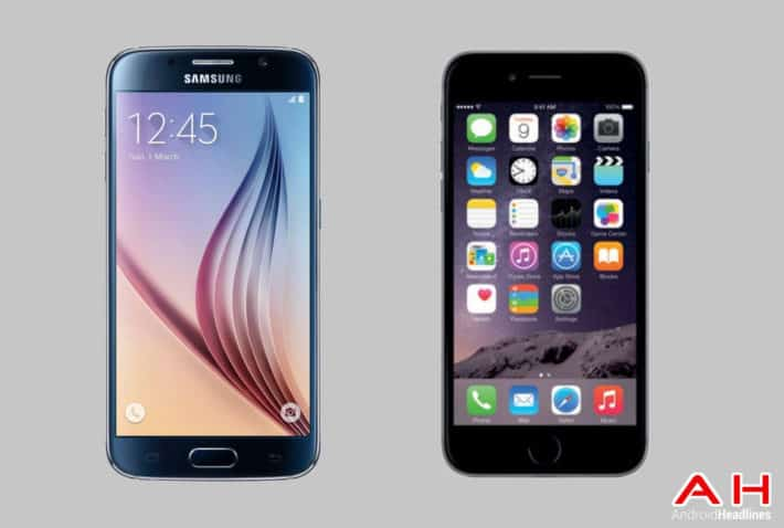 Spec Shootout: Samsung Galaxy S6 vs the Apple iPhone 6