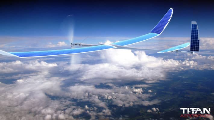 Google's 'Project Titan' Is Making Great Progress, First Drones To Take Off In The Next Few Months