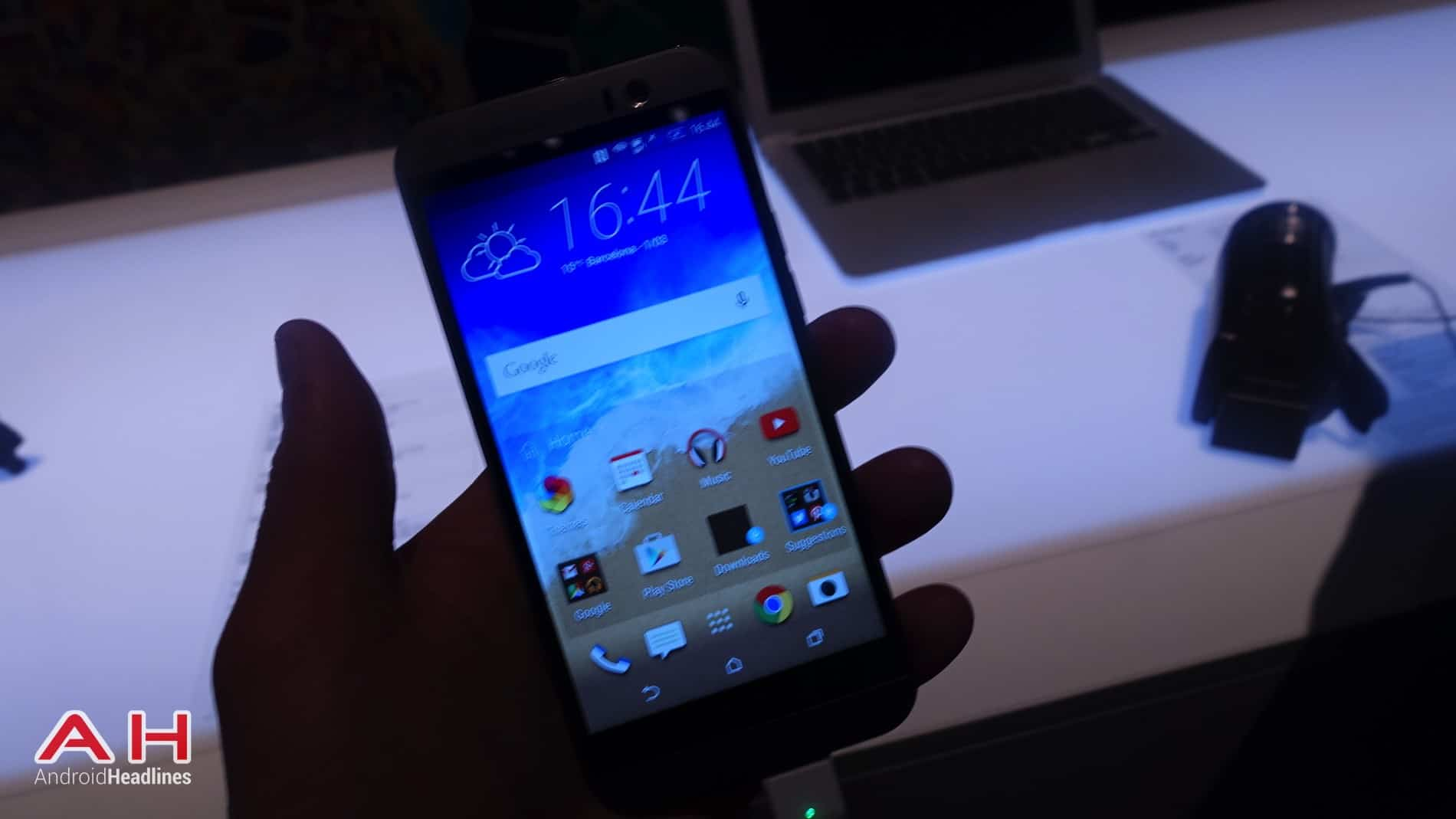HTC One M9 Hands On AH 18