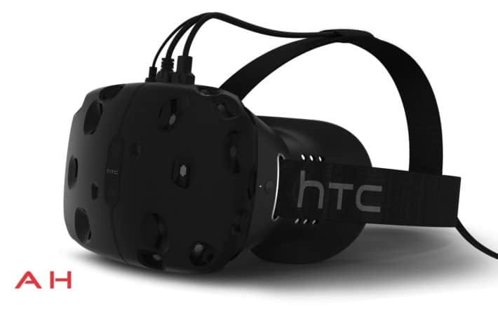 HTC Announces RE Vive, a VR Headset in Partnership with Valve