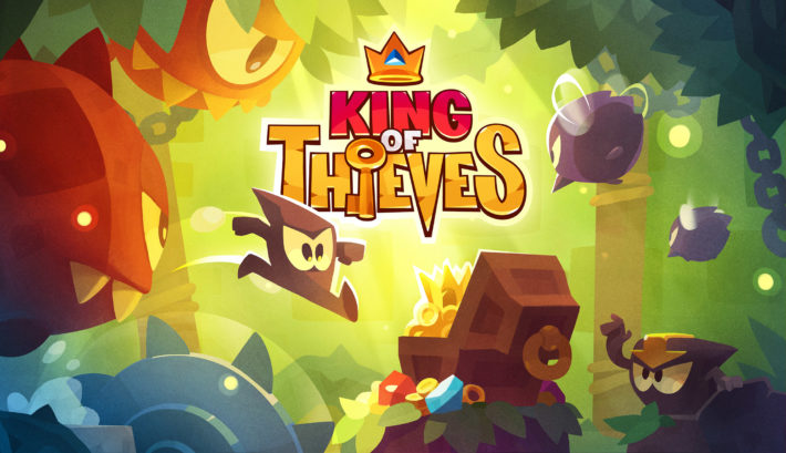 Zeptolabs Releases Their PvP, Multiplayer/Platformer King Of Thieves Onto Google Play
