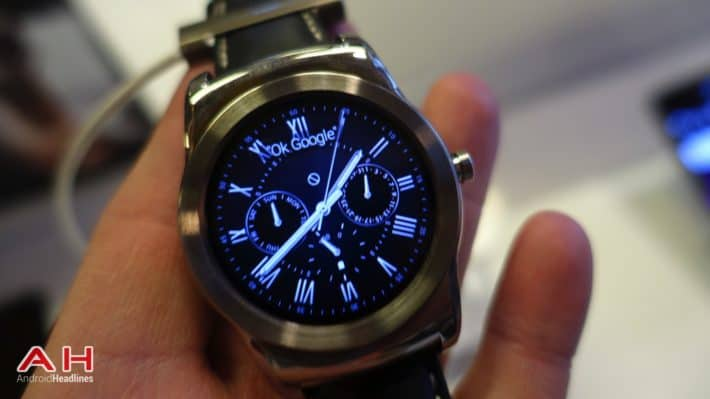 Intel Announces It Will Be Bundling McAfee With The LG Watch Urbane LTE