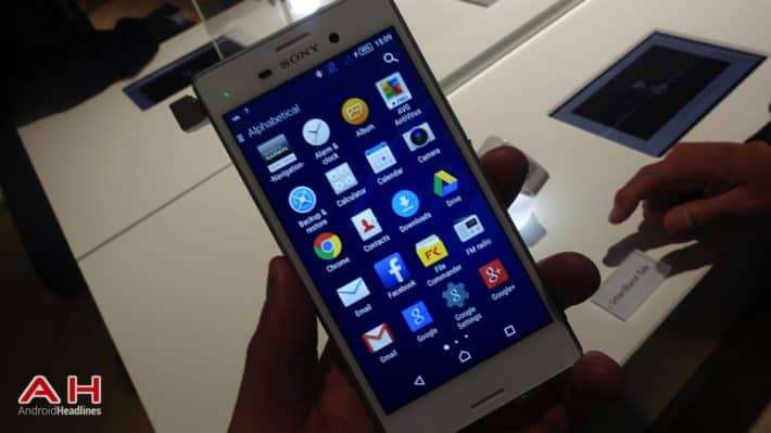 Arriving in Canada this Spring: Sony Xperia M4 Aqua