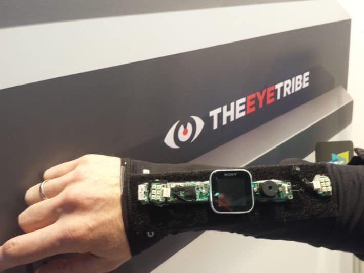 TheEyeTribe Wants To Bring Eye-Tracking Capabilities To Your Smartwatch