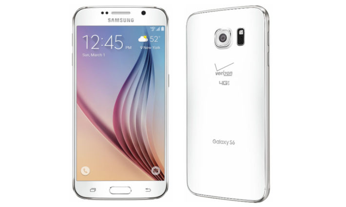 Verizon Tweets Out Branded Galaxy S6 And Galaxy S6 Edge Handsets; Available In Early Q2