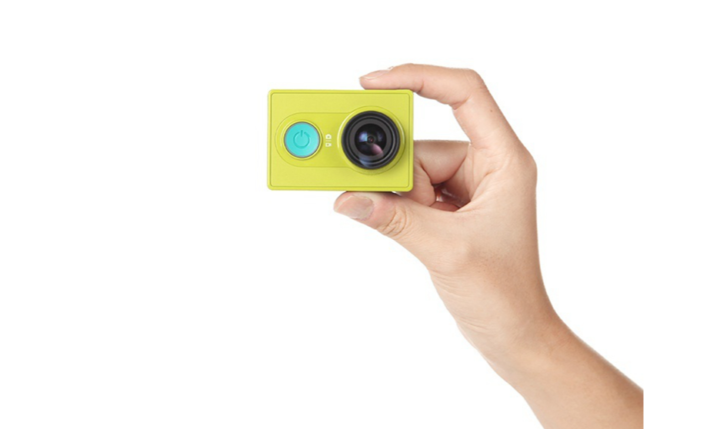 Xiaomi Unveils Yi Action Camera, The Affordable GoPro Camera Competitor Priced At 399 Yuan ($64)