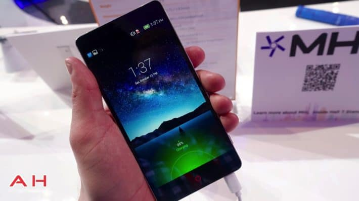 MWC 2015: Hands On With The Nubia Z7, ZTE's 5.5″ Flagship Smartphone