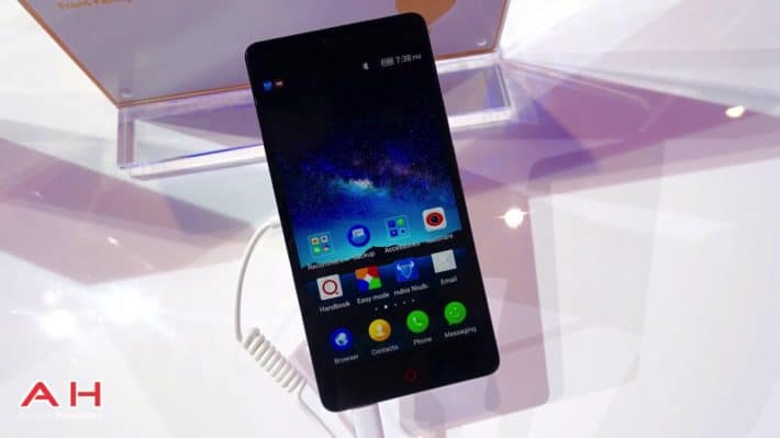 Hands-On With ZTE's Nubia Z7 Max and Mini at MWC '15