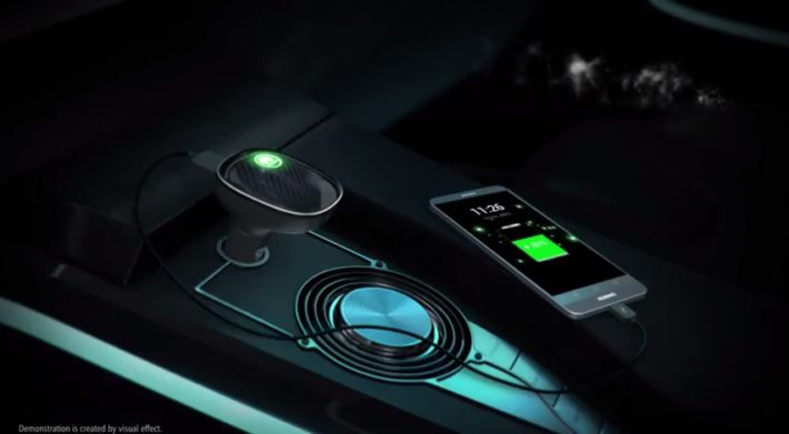 Huawei Announces The CarFi, A Device That Turns Your Car Into A Wireless Hotspot